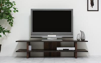 ダーク色tvボード